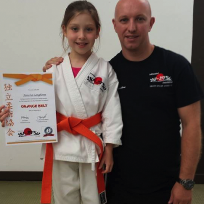 Junior Gradings