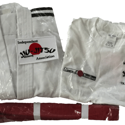 Adults Training Kit for Jiu-Jitsu